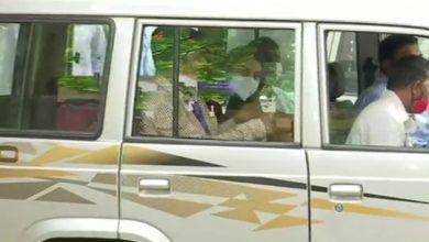 Photo of Bollywood actor Sushant Singh Rajput case: Rhea Chakraborty taken to Byculla Jail in Mumbai