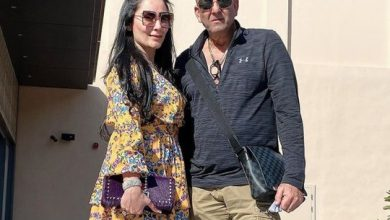 Photo of Sanjay Dutt in Dubai: Actor enjoys time with wife and twins
