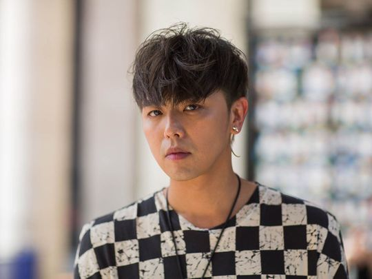 TAB 200916 Taiwanese actor Alien Huang-1600246929924