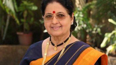 Photo of Marathi actress Ashalata dies aged 79 from COVID-19
