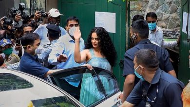 Photo of Bollywood: Kangana Ranaut says Maharashtra government is obsessed with her
