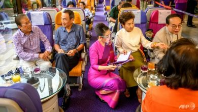 Photo of With travel limited, plane cafes take off in Thailand