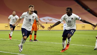 Photo of Nations League video: Italy tops Netherlands; Haaland scores two