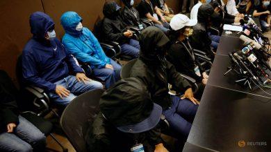 Photo of China calls Hong Kong people arrested at sea 'separatists'
