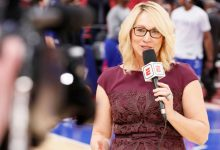 Photo of Doris Burke: NBA analyst talks playoffs, women in basketball