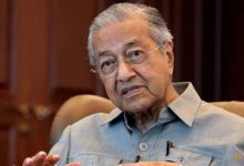 Photo of Mahathir says he will not contest Malaysia's 2023 General Election