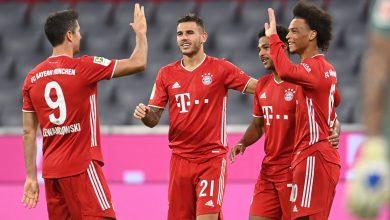 Photo of Bayern Munich 8, Schalke 0: Gnabry, Sane, Lewandowski star (VIDEO)