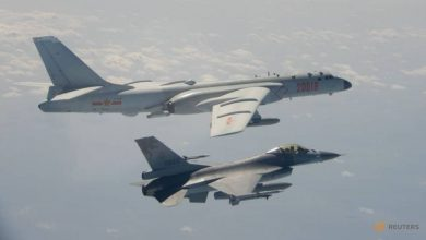 Photo of China says military drills near Taiwan were a 'necessary action'