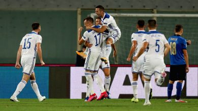 Photo of Nations League: Italy draws Bosnia; Netherlands top Poland