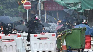 Photo of Hong Kong bans China National Day protest