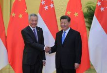 Photo of Singapore leaders congratulate China on 71th anniversary of founding