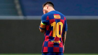 Photo of Messi's father, Barcelona president to meet over Lionel's future
