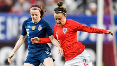 Photo of Lucy Bronze: Man City Women bring England star back from Lyon