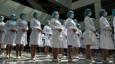Photo of China T.V. Show Praising Coronavirus Fight Sparks a Backlash from Women