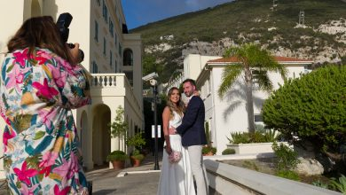 Photo of How Gibraltar Became Europe's Pandemic Wedding Hot Spot