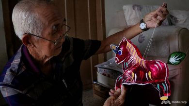 Photo of Keeping it old school: A man's 40-year passion in lantern making for Mid-Autumn in Malaysia