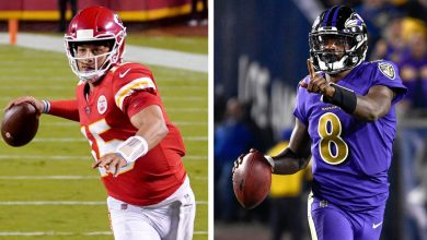 Photo of The Patrick Mahomes-Lamar Jackson rivalry is just getting started