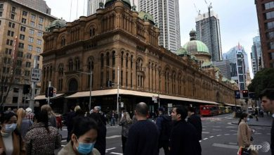 Photo of Chinese investment in Australia plunges as tensions mount