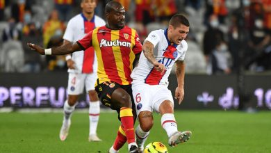 Photo of PSG 0, Lens 1: Champions lose Ligue 1 opener sans COVID-hit stars