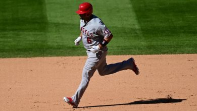Photo of Albert Pujols blasts 660th home run, tying Willie Mays for fifth all-time