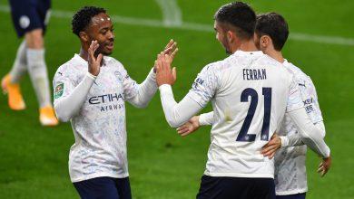 Photo of League Cup: Man City, Man United, Everton coast to quarters