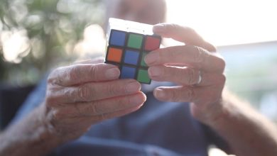 Photo of He Invented the Rubik's Cube. He's Still Learning From It.