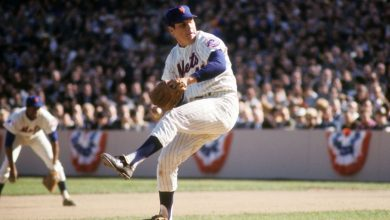 Photo of Tom Seaver death: Top stats from New York Mets legend's career