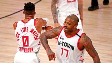 Photo of NBA playoffs: Rockets race past Lakers to set speedy, sturdy tone