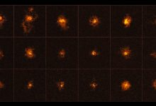 Photo of At the Edge of Time, a Litter of Galactic Puppies