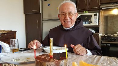 Photo of The Rev. Edoardo Tamer, Who Ministered to Syrians in War, Dies at 83