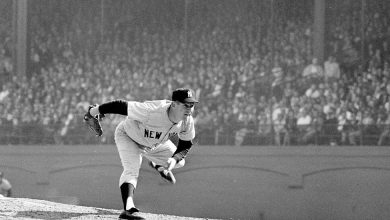 Photo of In a Golden Era for the Yankees, the Mound Belonged to Whitey Ford