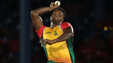 Photo of Romario Shepherd replaces injured Dwayne Bravo in West Indies squad for New Zealand T20Is
