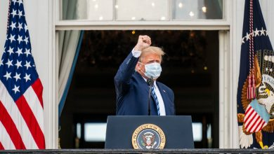 Photo of Trump's Virus Treatment Revives Questions About Unchecked Nuclear Authority