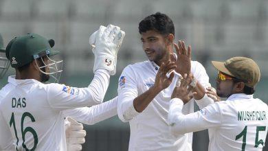 Photo of Bangladesh bowling coach Daniel Vettori tips Nayeem Hasan for 'big future' as allrounder across formats