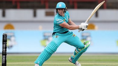 Photo of WBBL 2020-21 – Grace Harris shows her new template after studying MS Dhoni