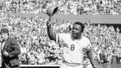 Photo of Joe Morgan, Hall of Fame Second Baseman, Is Dead at 77