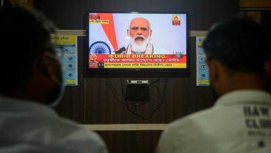 Photo of India's Modi Urges Virus Vigilance as Hindu Festival Season Nears