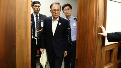 Photo of Former South Korean President Ordered Back to Prison for Bribery