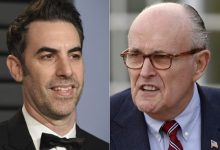 Photo of Rudy Giuliani denies he did anything wrong in new 'Borat' movie