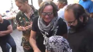 Photo of Video: Mohamed Hadid, father of models Gigi and Bella, visits Palestine, explores the farmers market
