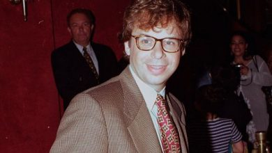 Photo of Actor Rick Moranis sucker punched while walking in NYC