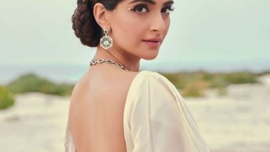 Photo of Bollywood actor Sonam Kapoor: I miss my job and being on set