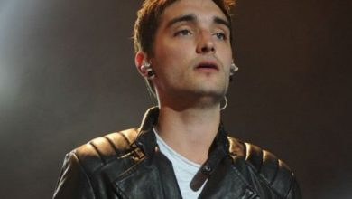 Photo of The Wanted's Tom Parker, 32, has terminal brain cancer