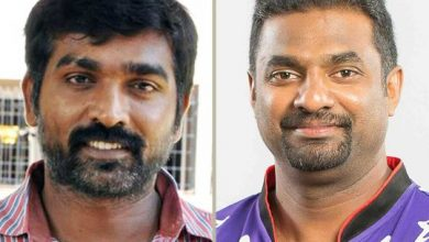 Photo of Tamil star Vijay Sethupati trolled for film on Muralitharan