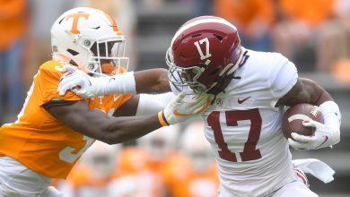 Photo of Jaylen Waddle injury: Alabama football loses its brightest star
