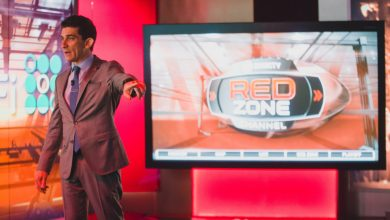 Photo of Andrew Siciliano to miss Week 6 'NFL RedZone' after positive COVID test