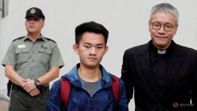 Photo of Murder suspect whose case led to Hong Kong protests plans to turn himself in to Taiwan