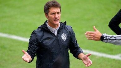 Photo of Guillermo Barros Schelotto: LA Galaxy fire manager