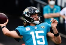 Photo of Gardner Minshew injury: Jaguars QB dealing with fractures in thumb
