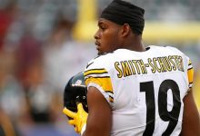 Photo of SI Fantasy Podcast Recap – Is JuJu Smith-Schuster the Odd Man Out?